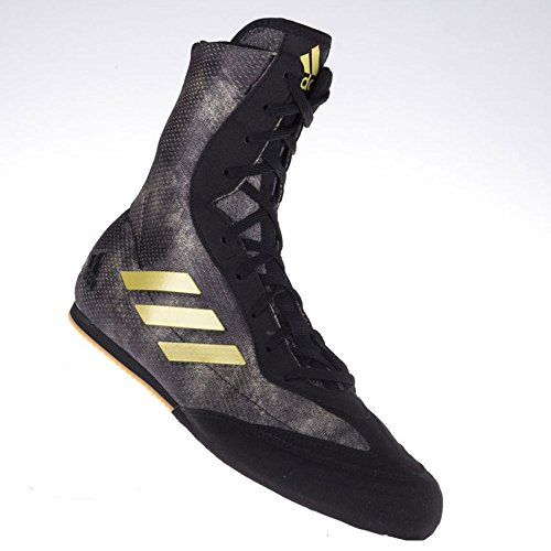 Adidas Box Hog Plus Boxe Scarpe - Ss18-42.7