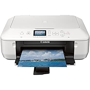Amazon.com: Canon PIXMA MG5520 Wireless All-In-One Color ...