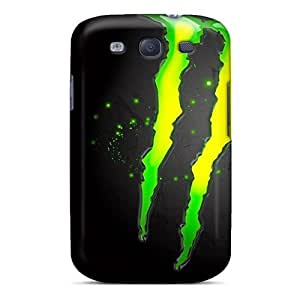 High-end Cases Covers Protector For Galaxy S3(monster Enegry Drink)