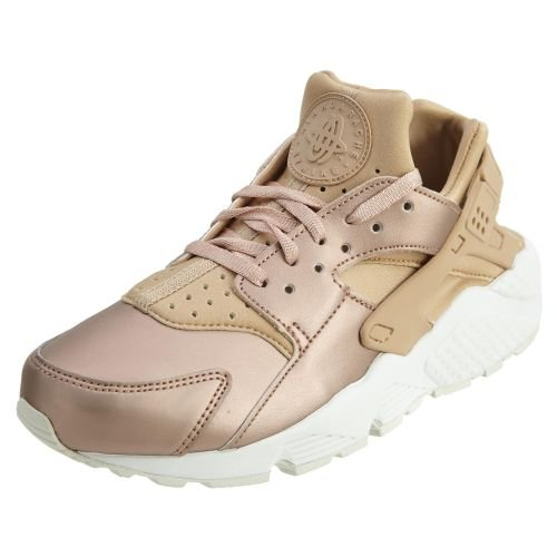 free shipping 2963b f8294 Galleon - NIKE Air Huarache Run Pemium TXT Womens Shoes Elm Metallic Red  Bronze Aa0523-200 (5 B(M) US)