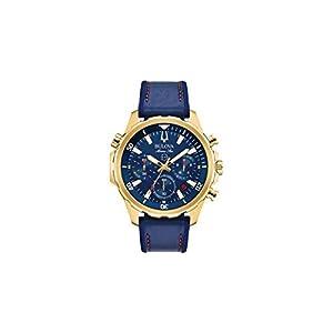 Bulova Men's Marine Star – 97B168