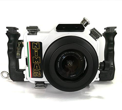 Nimar Underwater DSLR Housing for Canon EOS 1300D/T6