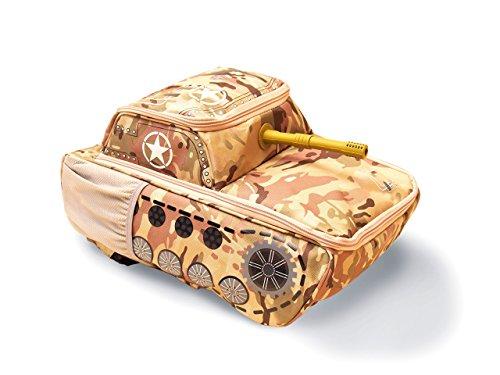 Tank Desert Camouflage - Tank Backpack Suitcase - Desert Camouflage