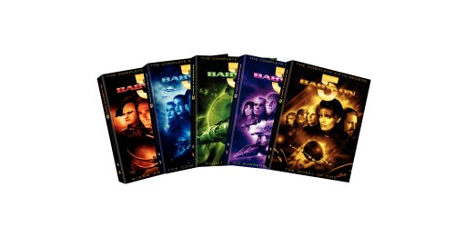 Babylon 5: The Complete Television Series (5-Pack)