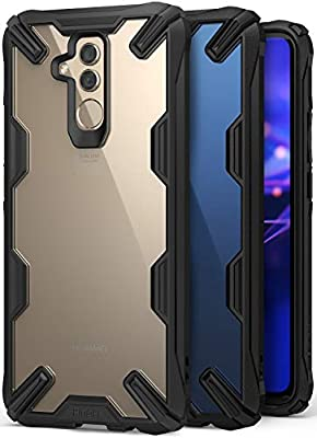 Ringke Fusion-X Diseñado para Funda Huawei Mate 20 Lite Protección ...