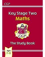 New KS2 Maths Study Book - Ages 7-11