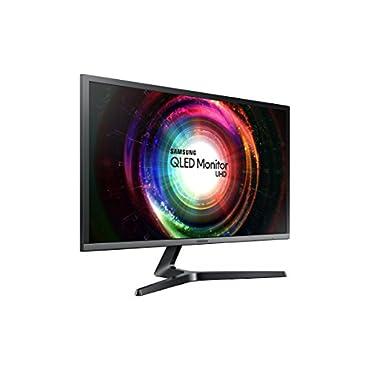 Samsung UH750 32 QLED UHD Monitor (LU32H750UMNXZA)