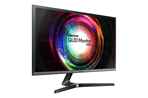 Samsung UH750 QLED 4K UHD 28-Inch Screen LED-Lit Monitor (LU28H750UQNXZA)