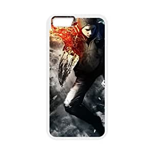 nFAMOUS Second Son iPhone 6 4.7 Inch Cell Phone Case White Customized gadgets z0p0z8-3138289