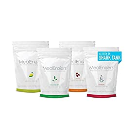 MealEnders Signaling Lozenges–Control Appetite, Curb Cravings, Stop Overeating, and Master Portion Control–Helps You Stick to Any Diet Weight Loss Program, 25-pc Pouch (Pack of 4)