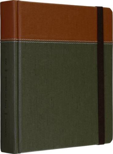Sage Terra Cotta - ESV Journaling Bible (Tuscan Series, Terra-Cotta/Sage)