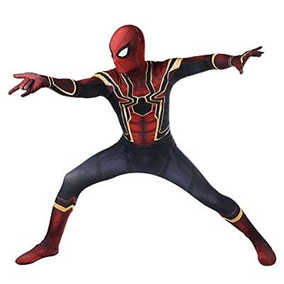 DAELI Iron Spider Costume Full Set