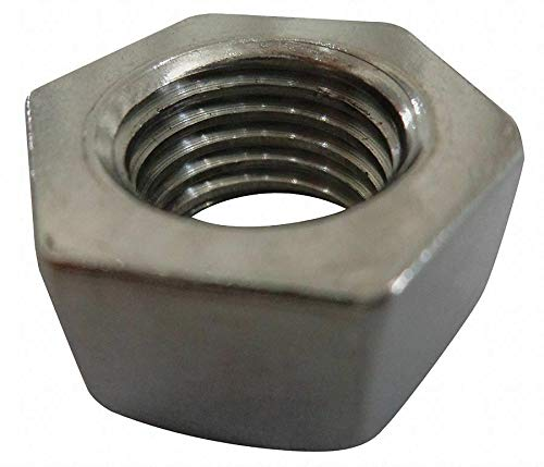 18-8 Stainless Steel FABORY 3/8''-24 Thin Nut, Plain Finish, Right Hand by FABORY