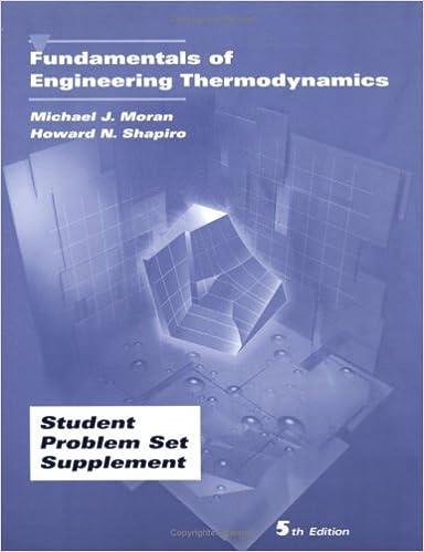 Fundamentals Of Engineering Thermodynamics Ebook