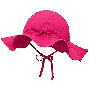 SimpliKids UPF 50+ UV Ray Sun Protection Wide Brim Baby...