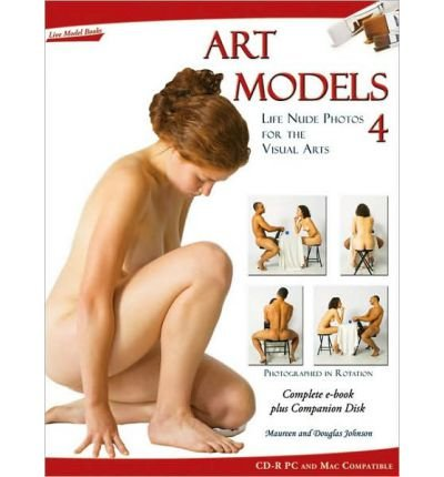 Art Models 4: Life Nude Photos for the Visual Arts (Art Models) (CD-ROM) - Common