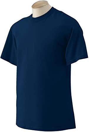 By Gildan Gildan Adult Ultra Cotton 6 Oz T-Shirt Style # G200 - Original Label 2XL - Sky