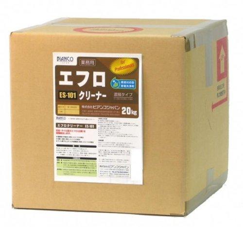 ビアンコジャパン(BIANCO JAPAN) エフロクリーナー キュービテナー入 20kg ES-101 B0062THYMK