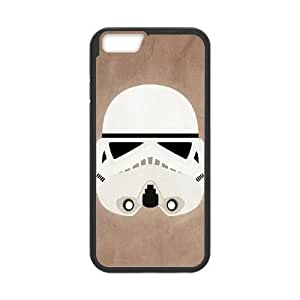 iPhone 6 4.7 Inch Cell Phone Case Black Star Wars odcv