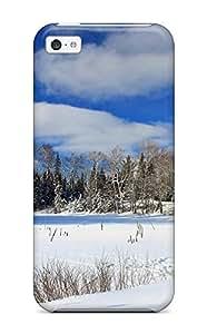 DxnqydR2049xmDQg ZippyDoritEduard Winter Earth Nature Winter Durable Iphone 5c Tpu Flexible Soft Case