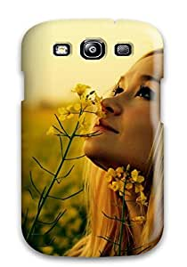 Shock-dirt Proof Women Case Cover For Galaxy S3