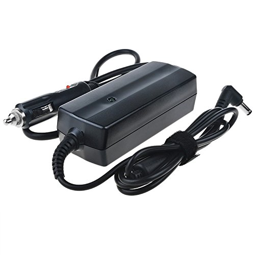 PK Power New Car DC Adapter Compatible with DeVilbiss Vacu-Aide 7310 Series Compact Suction Unit 7310PR-D 7310PRD VacuAide Portable Aspirator Machine Auto Vehicle Boat RV Camper Cigarette ()