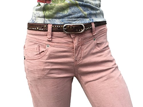 amp; Att Jeans Amor Zip Old Truth Used Trust Donna Rose EnaRAq