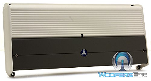 JL Audio M800/8v2 800W RMS 8-channel Marine Amplifier