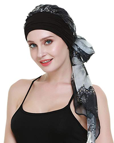 Headwraps Scarves For Chemo Patients Cancer Women Headwear Cap Gifts For Hair Loss