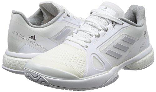 smc night Steel footwear Grey Boost 2017 De Barricade Femme Blanc Adidas By Solid Mccartney Tennis White lgh Stella Chaussures xwqRWUaWT4