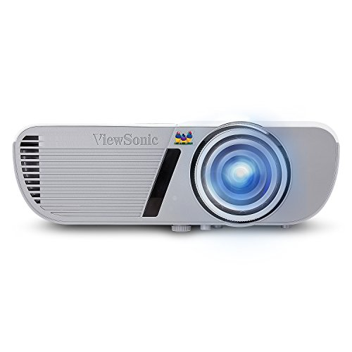 ViewSonic PJD5553LWS Short Throw Projector