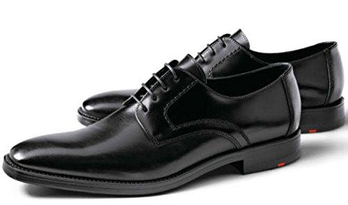 LLOYD 24-560-00 Feliciano - Business Schnürschuh - Rindleder (schwarz) Größe 48