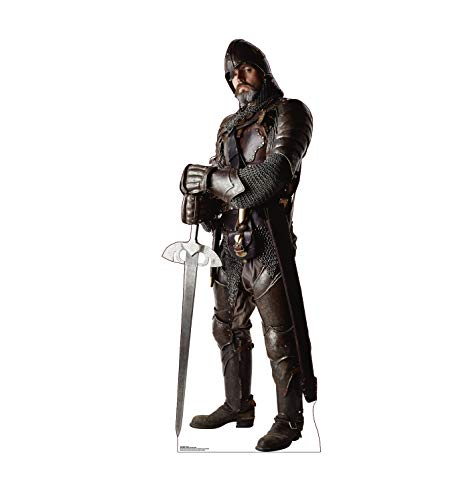 Advanced Graphics Knight in Armor Life Size Cardboard Standup -
