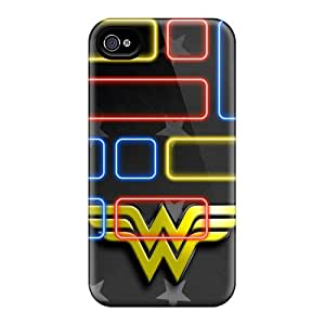 Best Hard Phone Cases For Iphone 6plus With Support Your Personal Customized Lifelike Wonder Woman Logo Pattern MarieFrancePitre