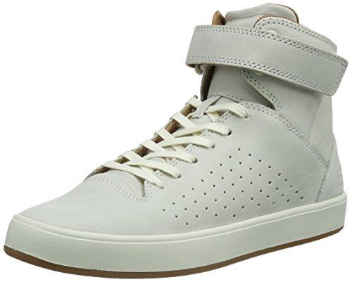 Lacoste Elfenbein Off 1 Hueso Tamora 098 Mujer Zapatillas Hi White 116 0q018r
