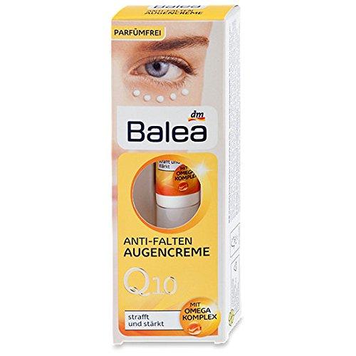 Balea Anti-Wrinkle Eye Cream Q10