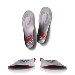 Sole Thin Sport Custom Footbed Mens 10/Womens 12 by SOLE
