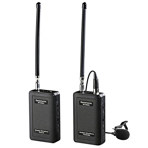 Saramonic SR-WM4C Wireless Lavalier