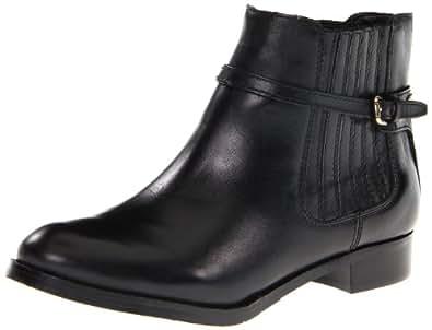 Ivanka Trump Women's Tilly Bootie,Black Leather,8.5 M US
