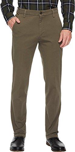 Dockers Men's Slim Tapered Fit Workday Khaki Smart 360 Flex Pants Dark Pebble 30 29 - Cotton Low Waist Stretch
