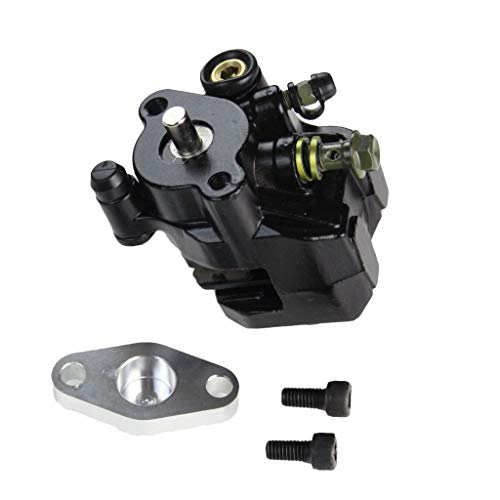 (NICHE Rear Brake Caliper Assembly With Pads for Honda Sportrax TRX400EX 1999-2008)
