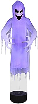 Holiday Living 12-ft Lighted Reaper Halloween Inflatable