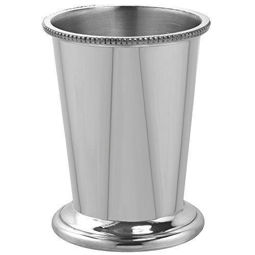 English Pewter Company 10oz Beaded Pewter Mint Julep Cup [BAR201] by English Pewter Company Sheffield, England (Image #1)
