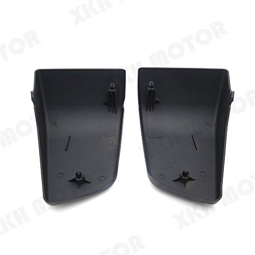 XKH MOTO- Black Battery Side Fairing Cover For Honda Shadow ACE 750 VT750 C D VT400 97-03 by XKH-MOTO (Image #1)