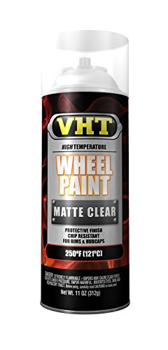 VHT SP190 Matte Wheel Paint - 11 fl. oz.