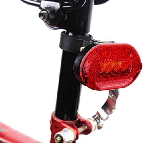 LED自転車バイク懐中電灯懐中電灯リアテールランプホルダー|自転車ライト