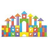 Amazon Com Imaginarium Foam Building Blocks 300 Piece Toys R Us