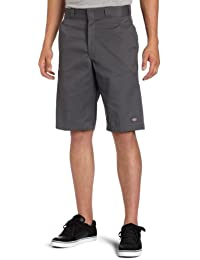 Mens 13-Inch Relaxed-Fit Multi-Pocket Short