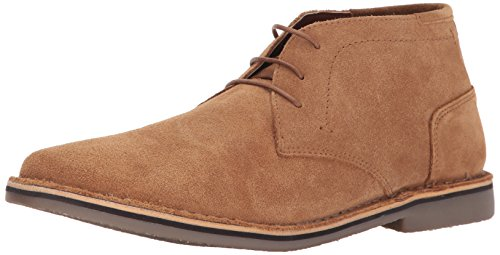 Steve Madden Men's Hacksaw Chukka Boot, Tan Suede, 12 US/US Size Conversion M US