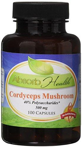 Absorb Health Cordyceps Sinensis Mushroom